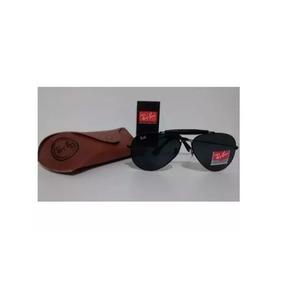 Óculos De Sol Aviador Caçador Preto Pronta Entrega Unissex 34657b6b1a