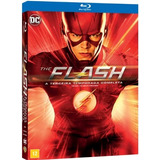 Box : The Flash - Terceira Temporada - 4 Discos Em Blu-ray