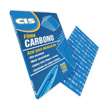 Carbono Filme Azul Manual Caixa Com 100 Fls 30.2000 Cis