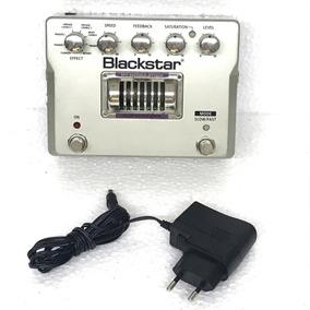 Pedal Blackstar Ht Modulation Valvulado Com Fonte - Usado!