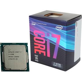 Intel Core I7-8700 - Box 8a Geração 1151