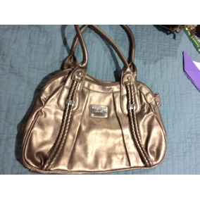 Bolsa Nine West Color Cobre Excelente Estado