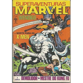 Superaventuras Marvel Nº 40 Ed. Abril Ano 1985