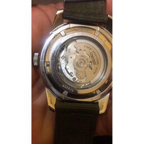 Reloj Seiko Sports Ssa299 Automatico Verde Envío Gratis