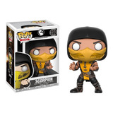Funko Pop Mortal Kombat Scorpion