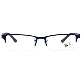 0234fefae24d6 Armação Óculos De Grau Ray Ban 6196 2711 - Óculos no Mercado Livre ...