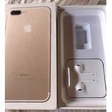Apple iPhone 7 Plus Gold De 128 Gb Nuevo