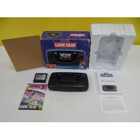 Game Gear Sonic 2 - Completo!