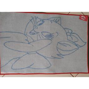 Talagarça Desenhada Marie Laço