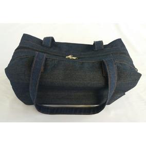 Linda Bolsa Artesanal Jeans Com - Bolsas no Mercado Livre Brasil 73fc95b41d371