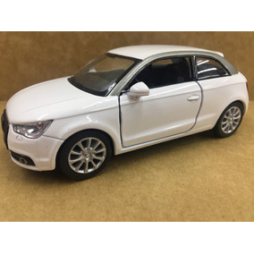 Miniatura Audi A1 2010 Branco