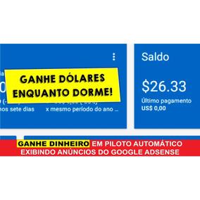 2ef5e3d9ca Vendo Site De Classificados Grátis Já Faturando - Informática no ...