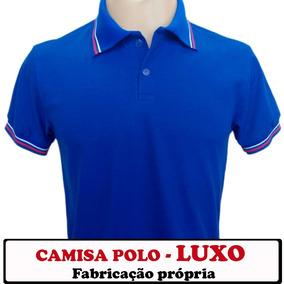 d19f766029 Camisa Gola Polo Lisa Para Uniforme - Pólos Manga Curta Masculinas ...