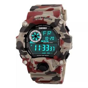3cf460012f0 Relogios G Shock Camuflado Branco Masculino - Relógios De Pulso no ...