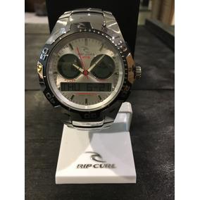 b4e35f93e5c Relógio Rip Curl Cortez 2xl Tm2 - Relógios De Pulso no Mercado Livre ...