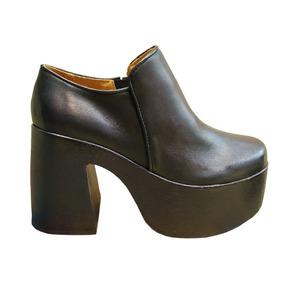 Zapato De Cuero De Dama, Imperdible Superoferta!!!