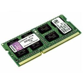 Memoria Ram De 4 Gb Ddr3 Para Laptop Varias Marcas