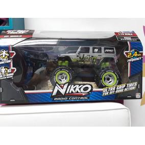 Carros A Control Nikko Grandes