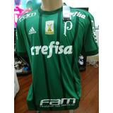 634e167fa1 Camisa Oficial Autografada Pelo Felipe Melo Do Palmeiras