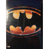 Dvd Batman (1989) / De Tim Burton