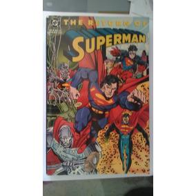 The Return Of Superman Original Em Inglês 480 Pags.