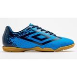Tenis Umbro Masculino Indoor Acid Azulmarinho/azul