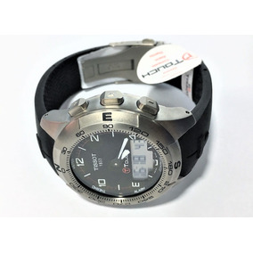 Relógio Tissot T-touch 2 T047.420.47.057.00 Titânio