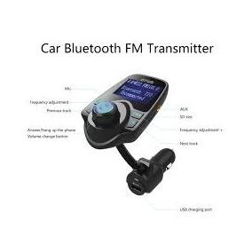 Transmisor De Fm, Otium Adaptador De Radio Inalámbrico Bluet
