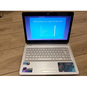 Notebook Positivo N9500 I7 8gb 1tb Windows 10 Pro Original