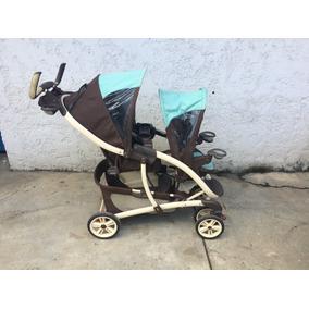 402d93ab9 Coches Usados - Coches para Bebés Graco Doble, Usado en Mercado ...