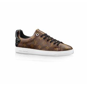 Tenis Louis Vuitton Frontrow Sneaker Original Nota Fiscal