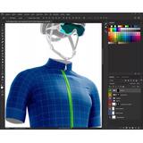 Kit Mockups Camisas Ciclismo (link Via E-mail)
