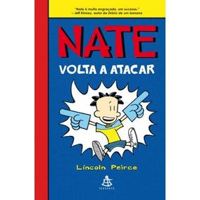 Livro Nate Volta A Atacar
