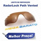 Lente Óculos Radarlock Path Vented Marrom Bronze Polarizada 7ed1e6d3ab