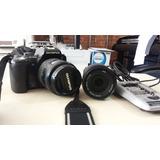 Cámara Fotográfica Olympus E500