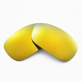 Oculos Oakley Crosshair 2.0 Dourado - Óculos no Mercado Livre Brasil 1020f84598b
