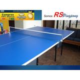 Mesas De Ping Pong Reglamentarias ¡ Precio De Fábrica !