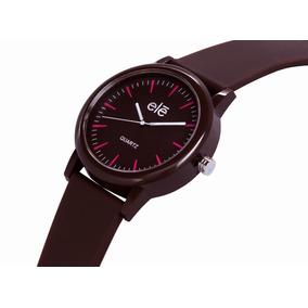 Reloj Relojes Moda Hombre Mujer Casual, Ele 6197 A