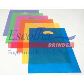 1500 Sacolas Personalizadas Plásticas 500/20x30/30x40/36x48