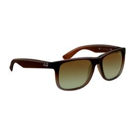 d97077b258288 Óculos De Sol Ray Ban 8610 Marrom L.marrom Degradê - Óculos no ...