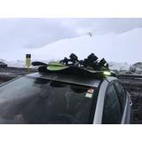 Porta Tablas Techo Ski, Snowboard Portapickup