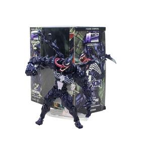 Venom Revoltech Action Figure Articulado Pronta Entrega
