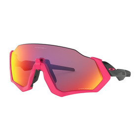 Lentes Oakley Flight Jacket 100% Original Prizm Ciclismo