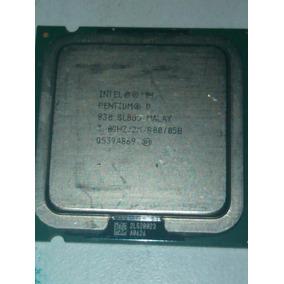 Procesador 2$ Pentium D 3.00ghz Y Fancool