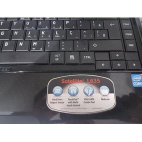 Notebook Toshiba Core I5 500 Gb