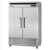 Congelador 2 Puertas Acero Inox 49 Pies -24° C Lux Cva 49