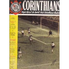 Revista Do Corinthians Nº 85 - Novembro De 1956 - Raríssima