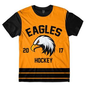 Camisas De Hockey - Nhl - Camisetas e Blusas Manga Curta no Mercado ... d983f7f2b18
