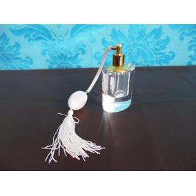 Perfumeiro Cristal Com Borrifador