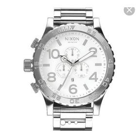 8496c2b7e2c Relógio Nixon Poliuretano no Mercado Livre Brasil